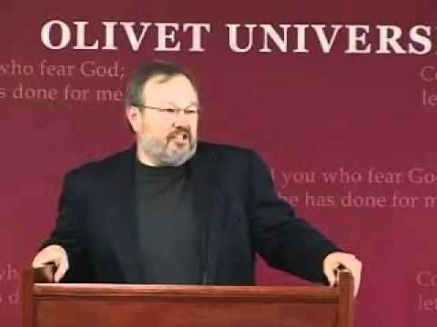 Olivet University Chapel Dr. Smoak