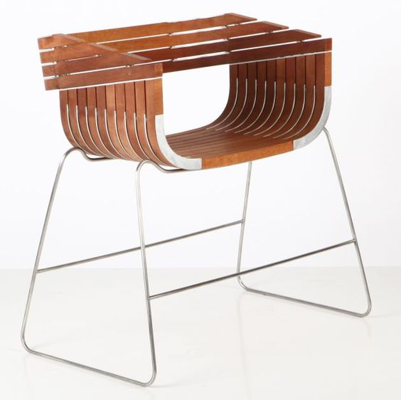 The Etch Chair by Elizabeth Cordes