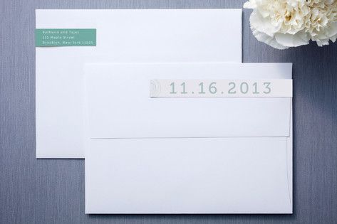 cute wraparound label at minted.com