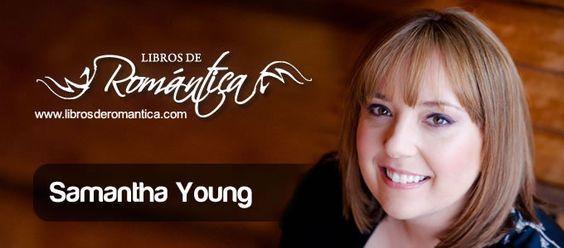 Reportaje a Samantha Young - Reportajes, reportajes, curiosidades de Libros de Romántica | Blog de Literatura Romántica