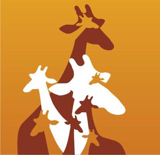 girafa ilustração - Pesquisa Google