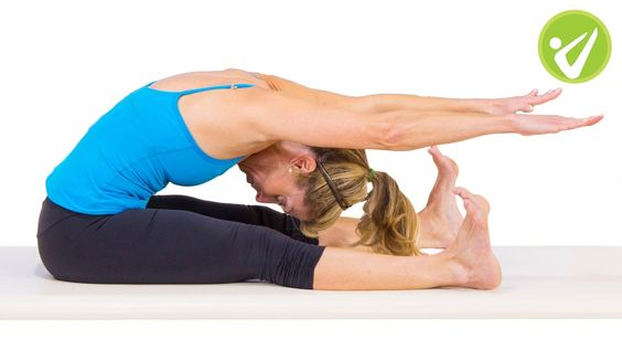 Spine Stretch Pilates Exercise - Amy Havens