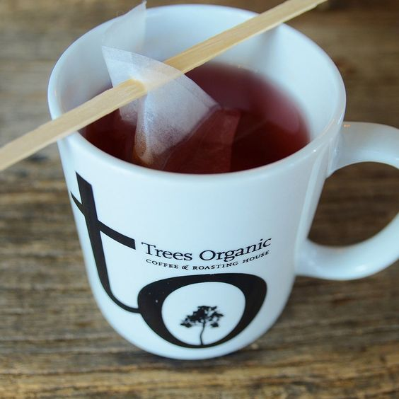 A world of teas - black, green and herbal - are available at various Trees Organic cafes.