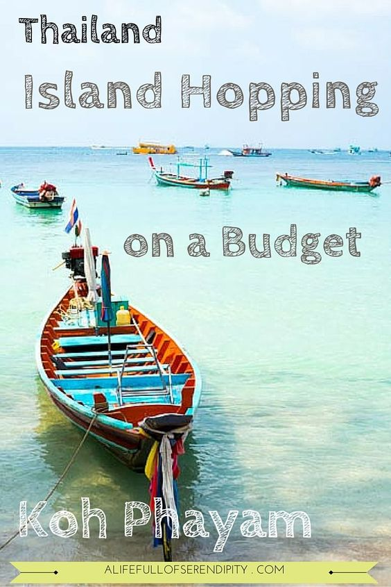 Thailand Island Hopping on a Budget - Koh Phayam (1). In this three-part series I detail my experience of Island Hopping in Thailand. I have visited 3 islands: Koh Phayam, Koh Phi Phi, Koh Tao.