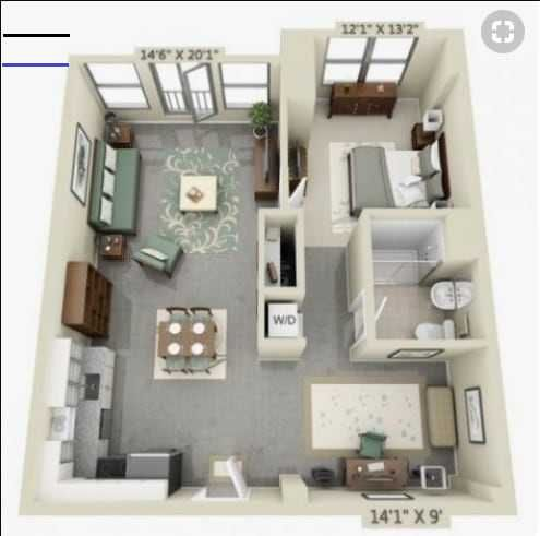 Mother In Law Suites Ideas Types Prices And Questions To Ask Apartmentfloorplans In 2020 Apartment Layout Cool Apartments Apartment Floor Plans