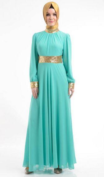 Long dress yang cantik 55