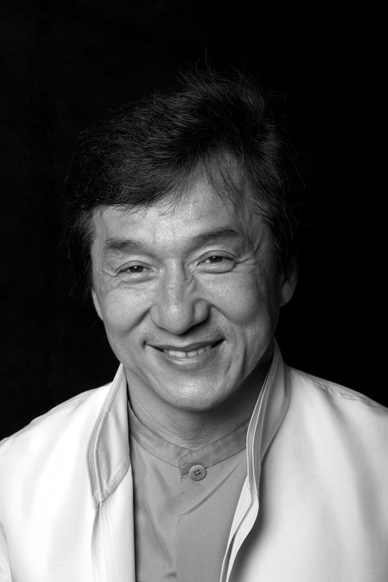 Jackie Chan SBS & MBE (Chan Kong-sang 陳港生 7 April 1954) - Hong Kong actor / action choreographer / comedian / director / producer / martial artist / screenwriter / entrepreneur / singer and stunt performer