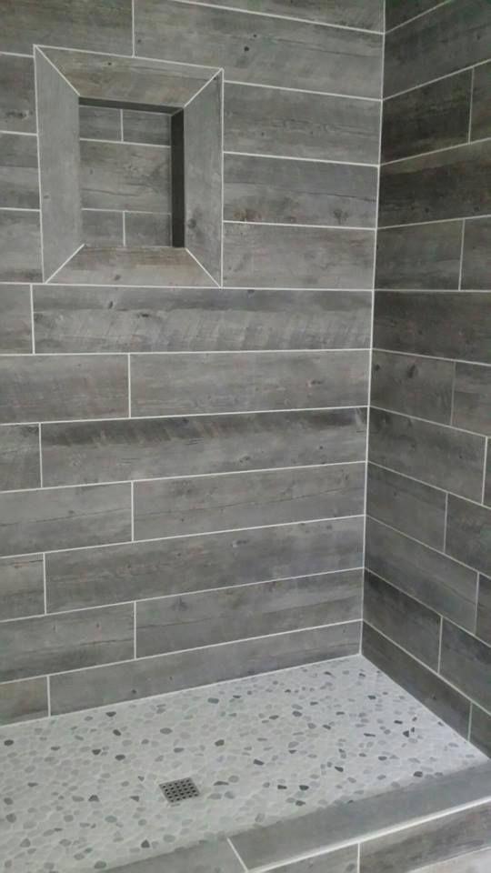 Tiles That Look Like Wood With Images Wood Tile Bathroom Wood