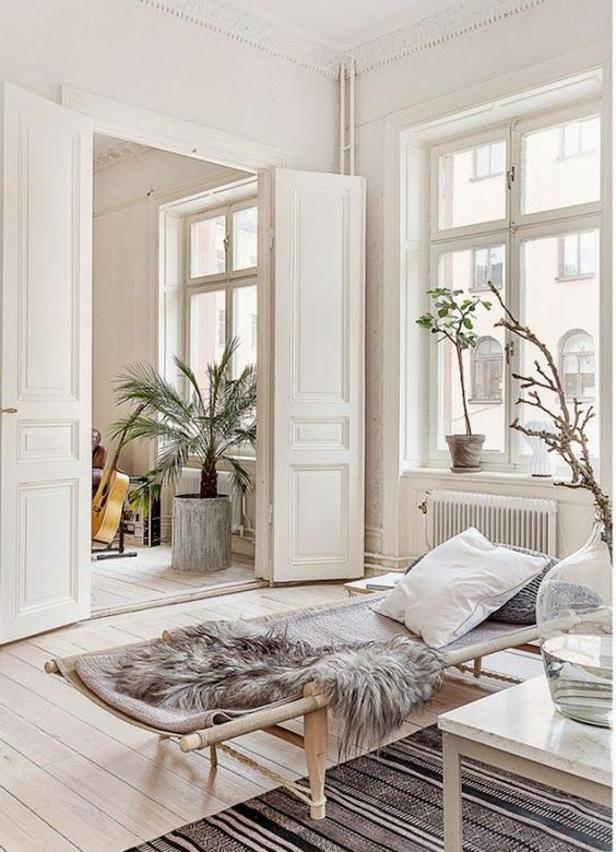 interior design sweden - 10 idées pour mettre des plantes dans son intérieur ots ...