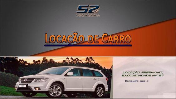Locação de Carro - S7 Locadora