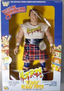 LJN WWF Wrestling Superstars Piper