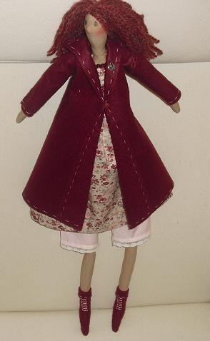 angel de otoño pintarconelpx.blogspot.com