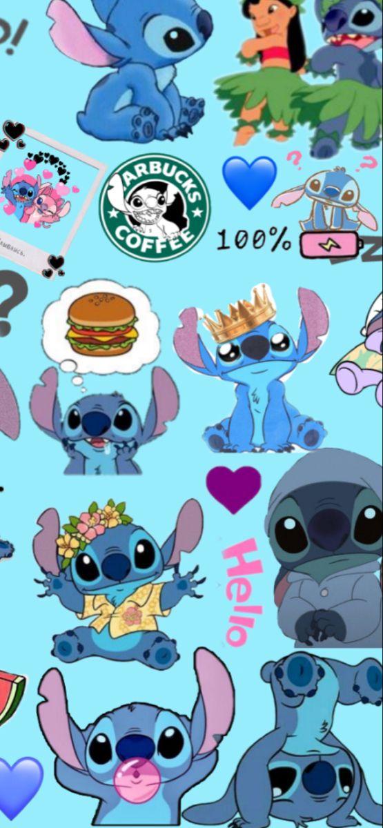 Fondos Lindos Cartoon Wallpaper Iphone Cute Stitch Cute Disney Wallpaper