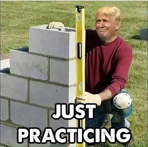 OMG ... I couldn't stop laughing, lol. I am in full support of this wall building mission, but hey let's not forget that not only is it located in Central America, that is also connected with Belize & they need serious regulations enforced too. Most of them are evil & illegally reside in the US, terrorizing fellow citizens through varies forms of crimes & other disarray. In addition to other related Caribbean Island immigrants, their embassy needs to be informed. Thanks!