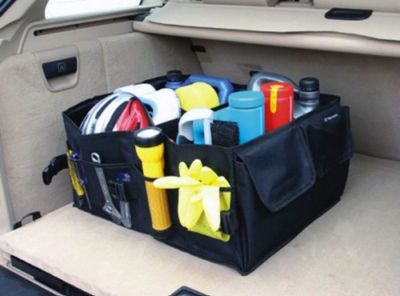Car Boot Tidy Bag Organiser Storage Multi-use Tools ebay bargain! £4 + postage: