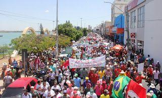 NONATO NOTÍCIAS: CAMPOFORMOSENSES PARTICIPARAM DO MOVIMENTO EM DEFE...