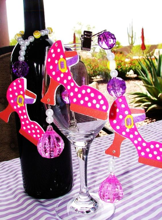 high heel shoe table decorations table cloth weights