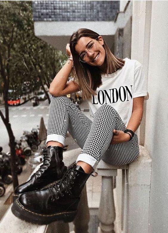 #lookscombota #lookscomcoturno #coturno #coturnopreto #botafeminina #sapatosfemininos #sapatosinverno2019 #looksinspiração  #lookdodia #looksfemininos #looktrabalho #lookinverno #inverno2019  #roupasfemininas #roupasestilosas #roupadetrabalho #roupaslindas #roupastumblr