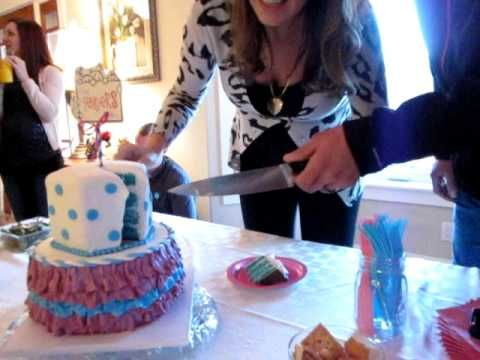 #Twins Gender Reveal Party #Video