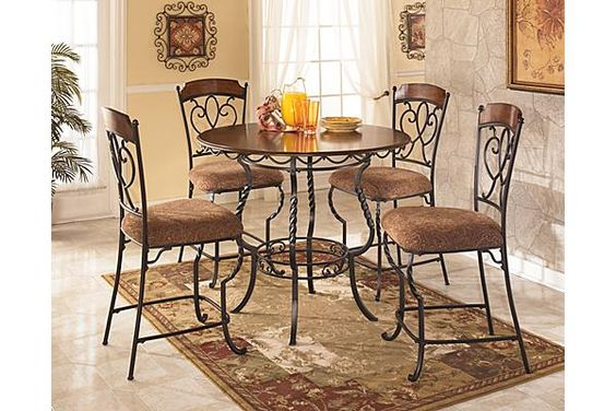 16++ Glambrey counter height dining room table set Trend