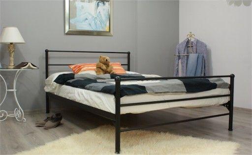 Kup Teraz Na Allegro Pl Za 720 00 Zl Lozko Metalowe Kute Tanya 140x200cm 20 Promocja 7126965975 Allegro Pl Radosc Zakupow I Bezpie Furniture Bed Home