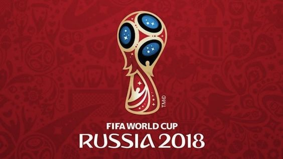 FIFA Unveils 2018 World Cup Emblem In Striking Colors - DesignTAXI.com
