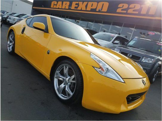 Coupe 2009 Nissan 370z Coupe With 2 Door In Sacramento Ca 95825 Nissan Cars 2009 Nissan 370z Nissan 370z