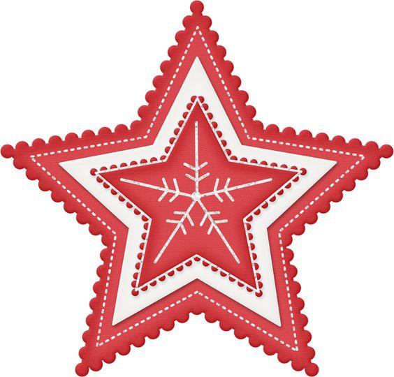 Resultado de imagen de estrella navidad roja