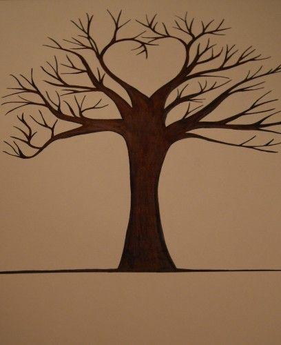 arbre empreinte mariage pinterest arbres livres d 39 or et empreintes digitales. Black Bedroom Furniture Sets. Home Design Ideas
