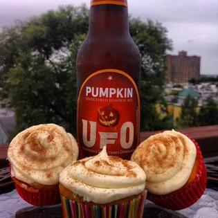 ... cupcakes hummingbird bakery pumpkin cupcakes the fall beer cupcakes