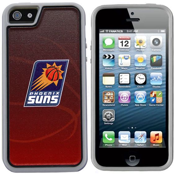 Phoenix Suns Basketball iPhone 5 Guardian Case - $26.59