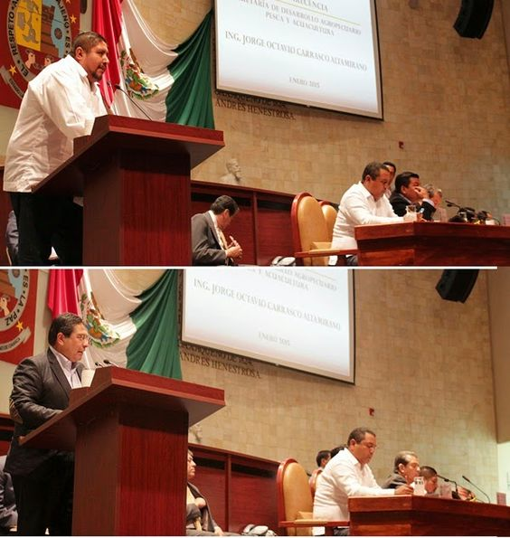 """REDACCIÓN"""" La Noticia con Verdad"""": Coordinación y transparencia, exigen diputados del..."""