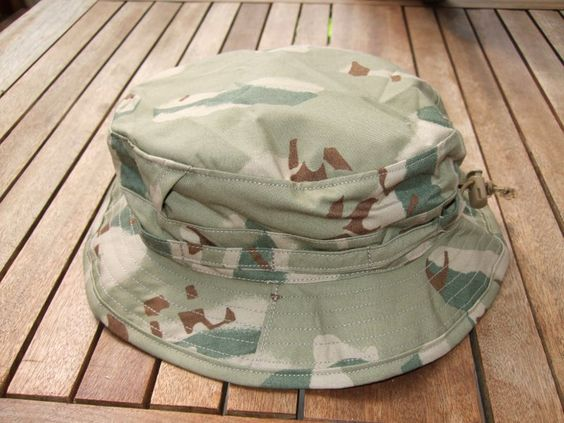 Desert Track - 2004 Army Universal Camouflage Trials