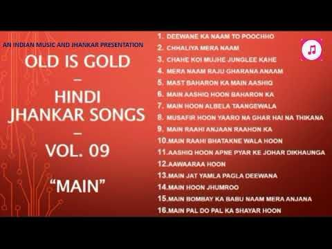 Old Is Gold Hindi Jhankar Songs Vol 09 Main All Time Hit Jhankar Songs Ii 2019 Youtube Songs Mp3 Song Download All About Time
