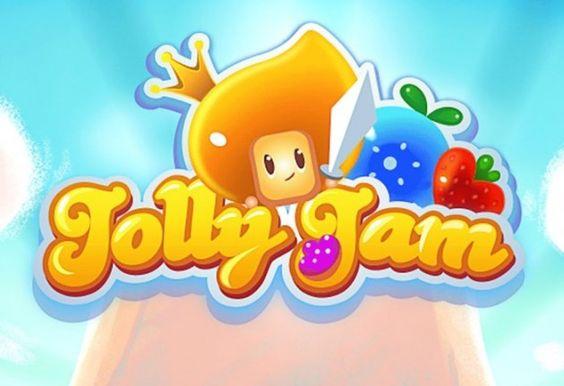 Jolly Jam, le cousin de Candy Crush signé Rovio - http://www.frandroid.com/applications/jeux-android-applications/269313_jolly-jam-candy-crush-rovio  #Jeux