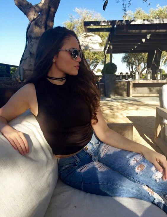 Madison Pettis Instagram 2017