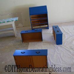 Painting Wood Furniture 1 Prep 2 Prime Important Step