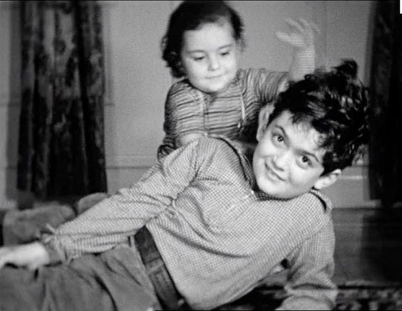 A young Stanley Kubrick