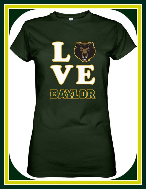 Love those #Baylor Bears!!!