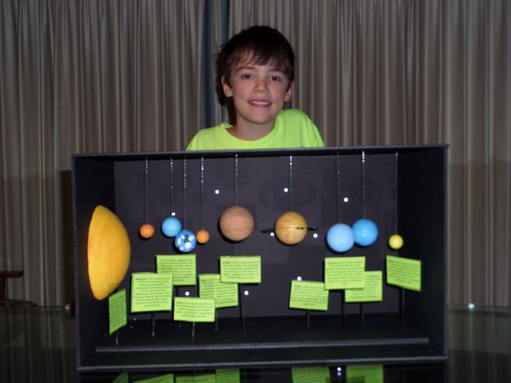 solar system out of foam balls - photo #36