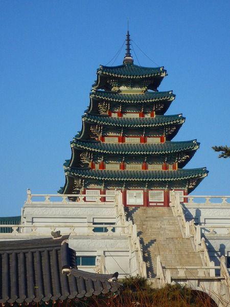 ドラマなどにも登場する景福宮。ソウル 旅行・観光のおすすめスポット!