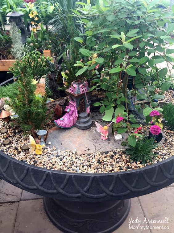 HOW TO MAKE A FAIRY GARDEN AFFORDABLY Gardens Presents