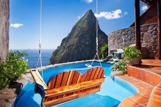 Honeymoon. St. Lucia Resort | Luxury Caribbean Resort: