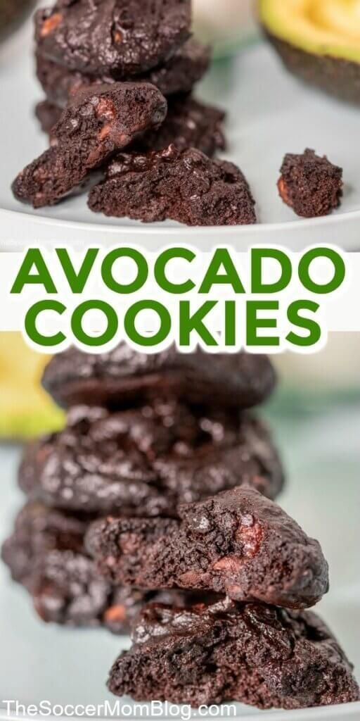 Chocolate Avocado Cookies Gluten Free Paleo Keto Friendly In 2020 Avocado Cookies Easy Gluten Free Desserts Healthy Cookie Recipes