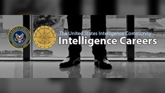 Learn more about federal government career opportunities and job openings in the U.S. Intelligence Community. https://www.intelligencecareers.gov
