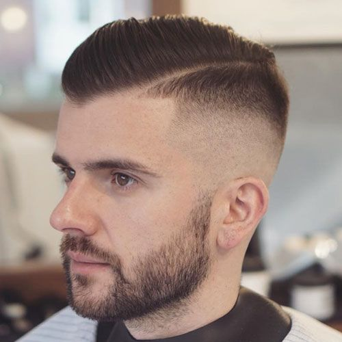30 Best Comb Over Fade Haircuts 2020 Styles Balding Mens Hairstyles Comb Over Fade Haircut Fade Haircut