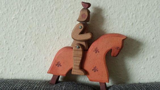 Ostheimer Ritter mit Pferd   eBay