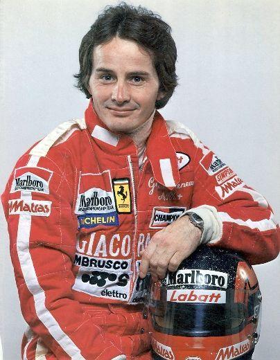 Le 8 mai 1982, Gilles Villeneuve perdait la vie en piste. (photo Presse Canadienne)