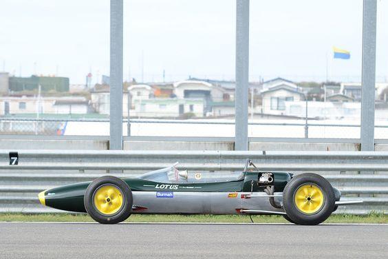Lotus-Ford Type 27