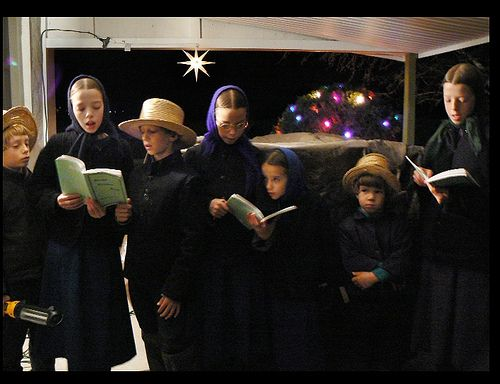 Christmas Is the Biggest Holiday For the Amish - How to Simplify Christmas Holidays